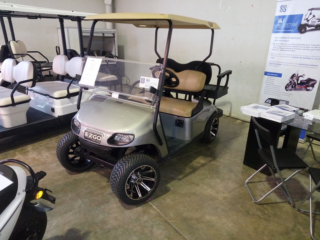 EZGO TXT 2016 4 PLACES CONVERTIBLE